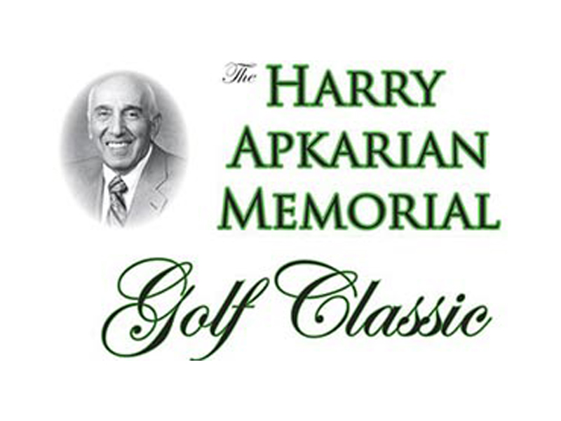 Harry Apkarian Golf Classic Logo