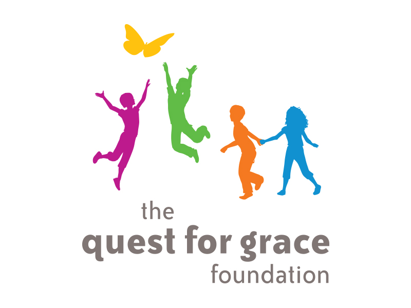 The Quest For Grace Foundation Logo