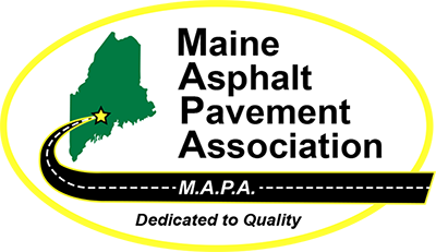 Maine Asphalt Paving Association Logo