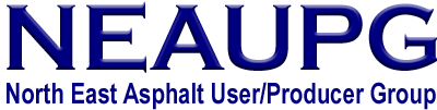 North Eastern Asphalt User Producer Group Logo