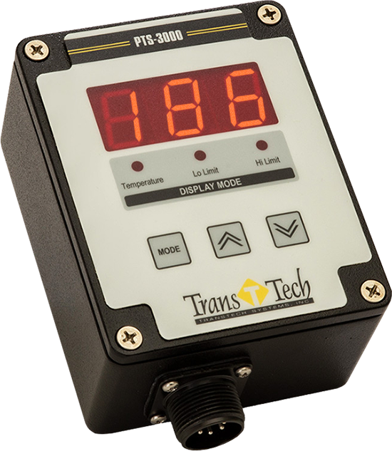 TransTech Systems Pavement Temperature Sentry